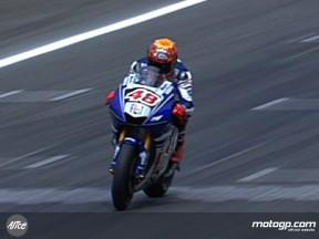 Prima splendida vittoria in MotoGP per Jorge Lorenzo
