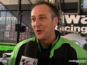 Bartholemy: `Não há contacto entre a Kawasaki e o Valentino Rossi´