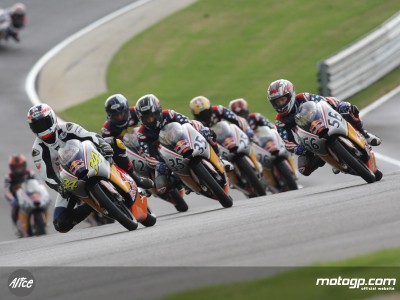 Alabama hosts final Red Bull AMA U.S. Rookies Cup preseason test