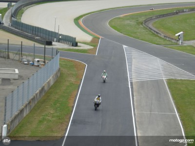 New pit entry for Mugello circuit
