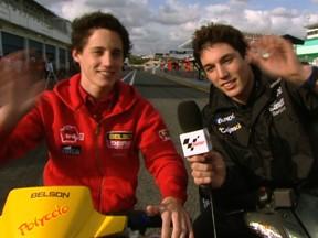 Das Brüderpaar Espargaro genießt gemeinsam das Abenteuer MotoGP