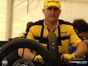 Dunlop alter logistics for 2008 challenges