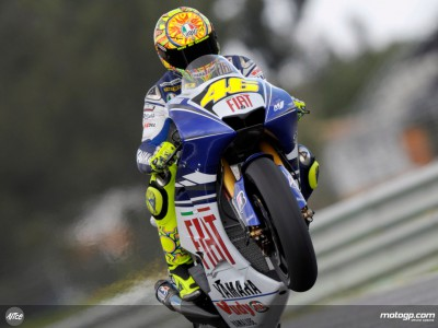 Rossi pinpoints Shanghai for first Bridgestone victory