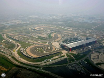 Zeitunterschied für den Pramac Grand Prix of China