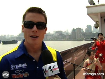 Toseland using varied methods to cram up on Shanghai details