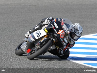 Terol opens Shanghai proceedings in 125cc top spot