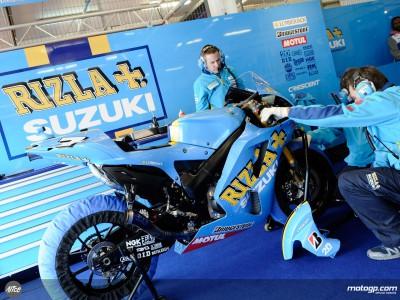 No real surprises for Rizla Suzuki