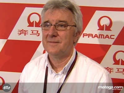 The commentator´s view: qualifying