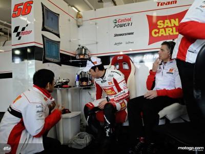 I piloti del Team Gresini fiduciosi per la gara di domani