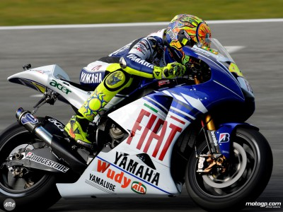 Rossi hails Bridgestone efforts for front row