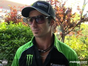 Kawasaki mark Hopkins´ 100th race appearance