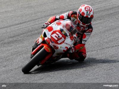 Barbera erledigt die letzten Vorbereitungen für 250er Rennen am Besten