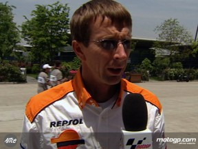 Benson comments on strong Repsol Honda race starts
