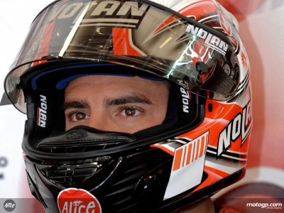 Melandri makes significant progress at round four
