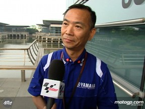 Yamaha chief praises Rossi and Lorenzo