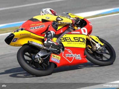 Derbi achieve best 125cc season start in eight years