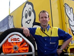 Weber nos cuenta los secretos de los neumáticos Michelin
