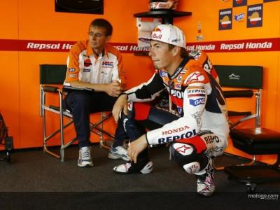 Benson sui segreti della MotoGP