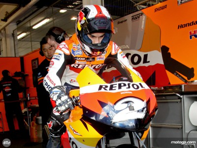 Pedrosa and Hayden sharing similar approach to Le Mans