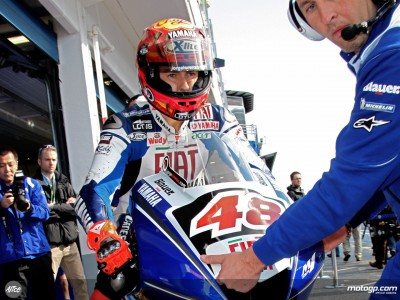 `Lucky´ Lorenzo looks forward to Le Mans