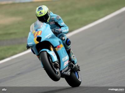 Vermeulen vuelve al escenario de su primera victoria en MotoGP