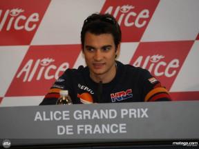 Pedrosa veut consolider sa première place au Mans