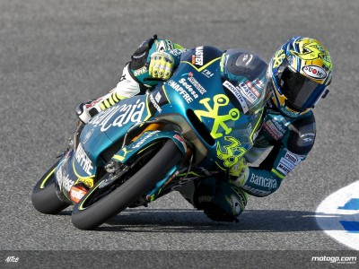 Gadea begins French repeat attempt with first in practice