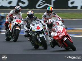 Pedrosa controla al grupo de MotoGP en la primera jornada