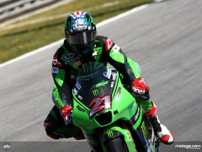 Kawasaki pair making steady progress