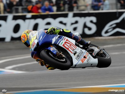 Rossi takes 90th victory and World Championship lead with runaway Le Mans triumph