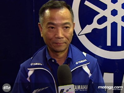 Yamaha chief delighted with podium whitewash