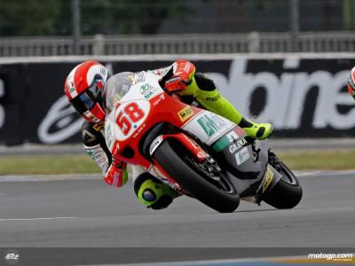 Simoncelli: `Con Pasini, como en minimoto hace diez años´