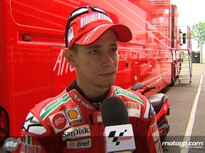 Rear tyre revelation leaves Stoner and Ducati at a loss