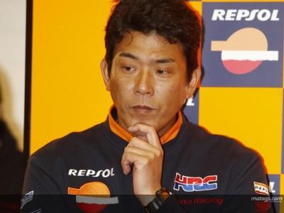 Experiência de Yamano beneficia Repsol Honda