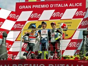 Mugello 2007: Rossi VI