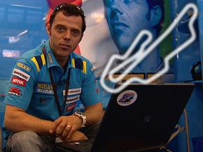 OnBoard with Capirossi at Mugello