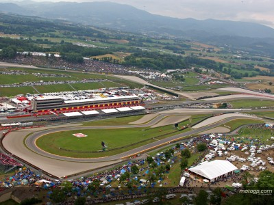 MotoGP arrives in beautiful Tuscany