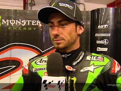 Hopkins marca el mejor tiempo en el primer entrenamiento de MotoGP
