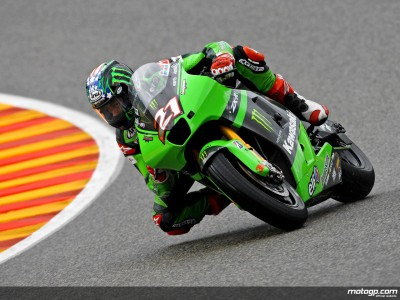 Kawasaki duo cautious about practice results
