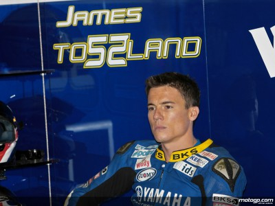 Thirteenth place in practice belies Toseland adaptation