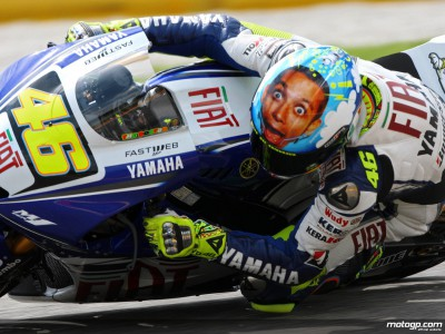 50ª pole in carriera per Rossi