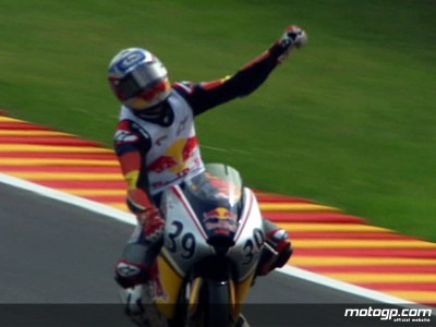 Salom victory extends Red Bull MotoGP Rookies Cup lead