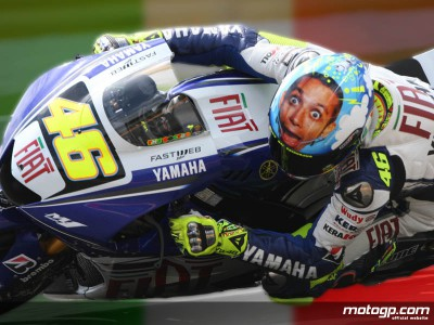 Rossi extends Mugello streak and World Championship lead