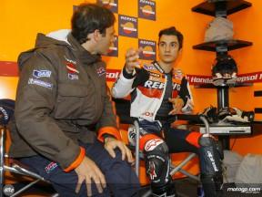 Pedrosa prendra une décision jeudi au sujet du nouveau moteur Honda