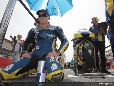 Toseland arrives at home territory for English 125cc counterparts