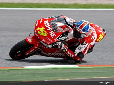 Bautista completes Spanish first-day fightback with provisional pole