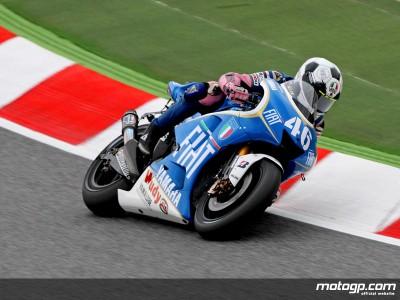 Rossi de retour au top avant la course