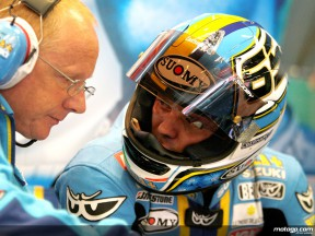 Capirossi doubtful for Donington with hand injuries