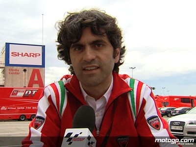 Preziosi: `GP9 test was better than we were hoping´