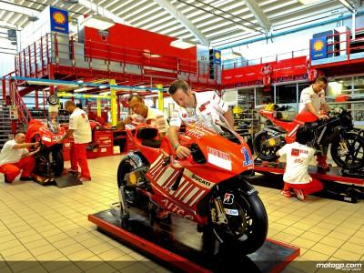 La colaboración entre Shell y Ducati (vídeo gratuito)